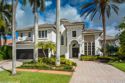 Boca Raton Single Family Home For Sale: 17215 Courtland Lane