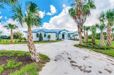 Vero Beach Single Family Home For Sale: 7175 69th Street Street