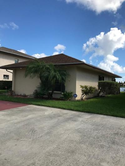 West Palm Beach Single Family Home For Sale: 1588 Ferngran Avenue