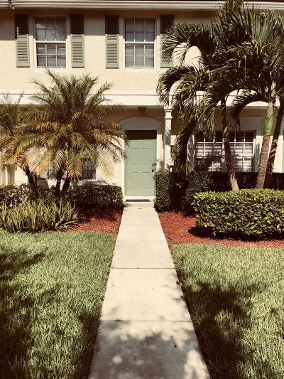Coral Springs Townhouse For Sale: 9895 NW 57 Mnr