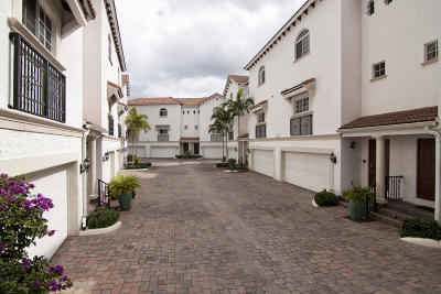 West Palm Beach Rental For Rent: 1950 Presidential Way #9