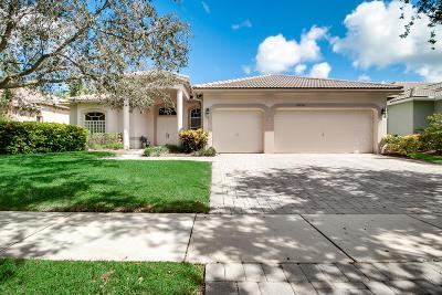 Boynton Beach Single Family Home For Sale: 12634 Oak Run Court