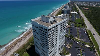 Jensen Beach Condo For Sale: 9960 S Ocean Drive #404