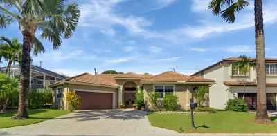 Boca Raton Single Family Home For Sale: 10951 Ravel Court