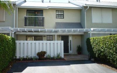 Boynton Beach Rental For Rent: 718 NE 12th Terrace #3