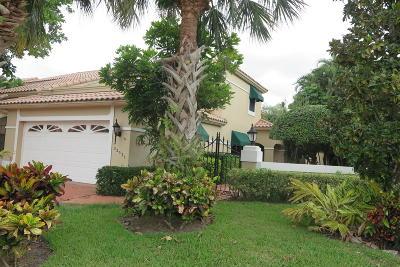 Boca Raton FL Townhouse For Sale: $439,000