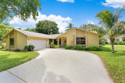 Delray Beach Single Family Home For Sale: 724 NW 24th Avenue