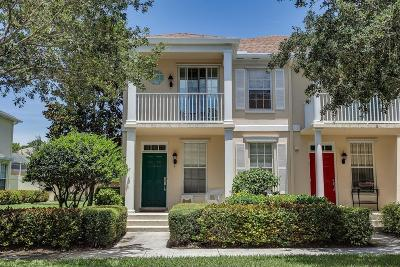 Jupiter Townhouse For Sale: 108 Waterford Drive