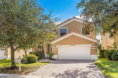 Coral Springs Single Family Home For Sale: 8520 NW 46th Drive