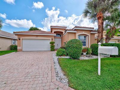 Delray Beach Single Family Home For Sale: 13862 Via Vittoria