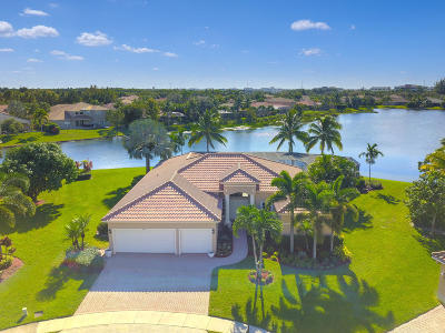 West Palm Beach Single Family Home For Sale: 9448 Coventry Lake Court