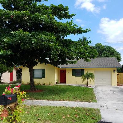 Deerfield Beach Single Family Home For Sale: 4530 NE 1st Avenue