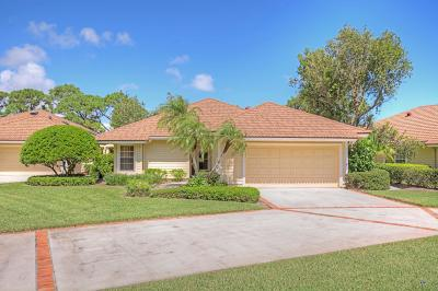 Stuart Single Family Home For Sale: 7008 SE Winged Foot Drive