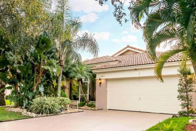 west palm Single Family Home For Sale: 2687 Pyes Harbour