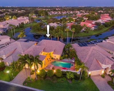 Palm Beach Gardens FL Single Family Home For Sale: $949,990