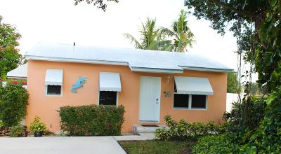 Delray Beach Single Family Home For Sale: 933 SE 2nd Avenue