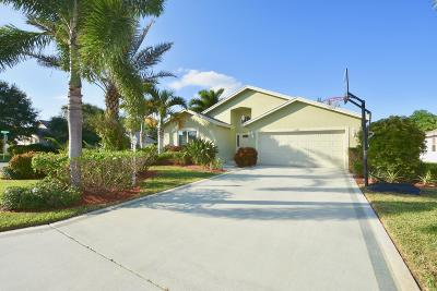 Stuart Single Family Home For Sale: 2469 SW Regency Road