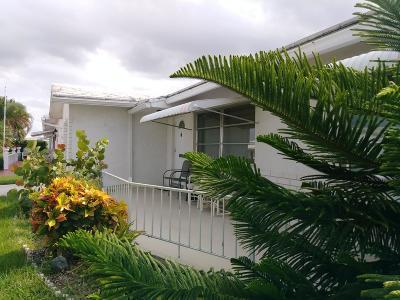 boynton beach Single Family Home For Sale: 1510 Alfred Drive