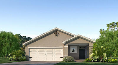 Stuart Single Family Home For Sale: 3930 SE Lee Street