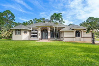 Single Family Home For Sale: 12795 79th Court