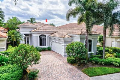 Palm Beach Gardens FL Single Family Home For Sale: $509,000