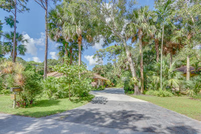 West Palm Beach Single Family Home For Sale: 8605 Thousand Pines Circle