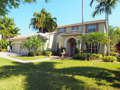 Coral Springs Single Family Home Contingent: 5095 NW 57th Way