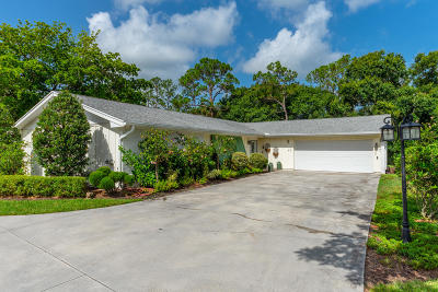 Palm City Single Family Home For Sale: 5148 SW Quail Hollow Street