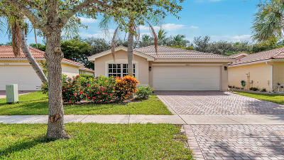 Greenacres Single Family Home For Sale: 5050 Northern Lights Drive