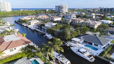 Boca Raton Single Family Home For Sale: 831 Dover Street