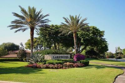 Boca Raton FL Condo For Sale: $149,000