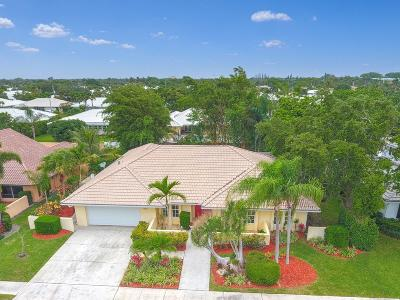 Boca Raton Single Family Home For Sale: 619 SW 14th Street