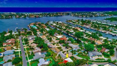 Boynton Beach Single Family Home For Sale: 633 Ocean Inlet Drive