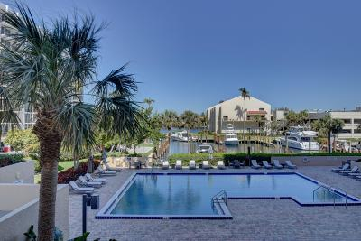 Highland Beach Condo For Sale: 4748 S Ocean Boulevard #2 B