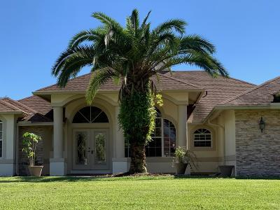 Single Family Home For Sale: 16934 Pleasure Drive W
