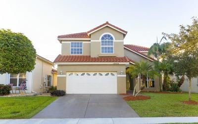 Boca Raton Single Family Home For Sale: 10920 La Salinas Circle