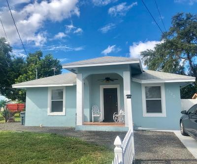 West Palm Beach Single Family Home For Sale: 2525 Summit Boulevard