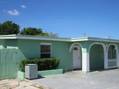 Delray Beach Single Family Home For Sale: 226 SW 14th Avenue
