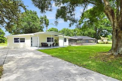Okeechobee Single Family Home For Sale: 3708 NW 21st Avenue