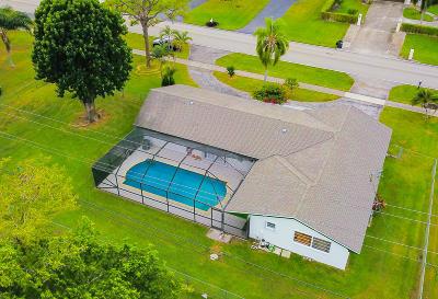 Lake Worth Single Family Home For Sale: 109 Ohio Road