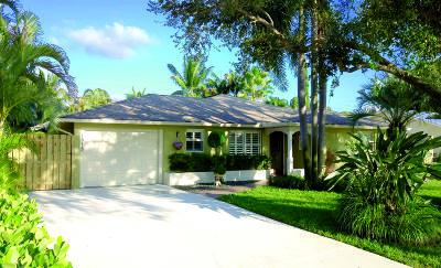 Jupiter Single Family Home For Sale: 1515 Venus Avenue