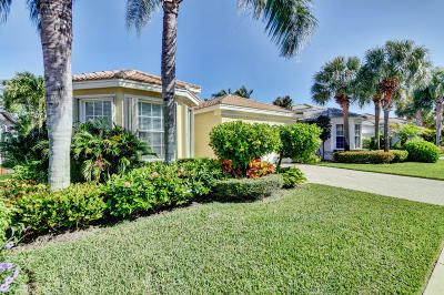 Delray Beach Single Family Home For Sale: 13251 Aliso Beach Drive