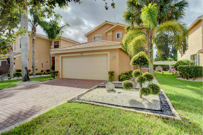 Boynton Beach Single Family Home For Sale: 7932 Jewelwood Drive