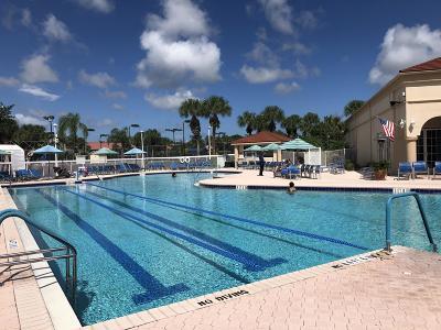 Boynton Beach Rental For Rent: 5195 Europa Drive #M