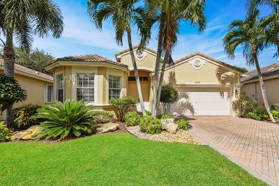 Boynton Beach Single Family Home For Sale: 12206 Blair Avenue