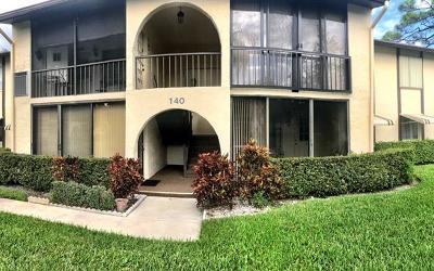 Greenacres Condo For Sale: 140 Lake Pine Circle #B-1