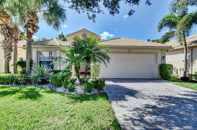 Delray Beach Single Family Home For Sale: 13685 Sandy Malibu Point