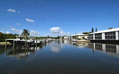 Jensen Beach Condo For Sale: 200 El Mar Drive #101