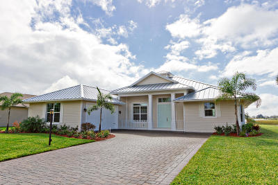 Fort Pierce Single Family Home For Sale: 1714 Francis Court