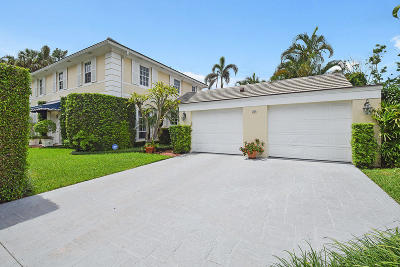 Palm Beach Single Family Home For Sale: 245 Barton Avenue